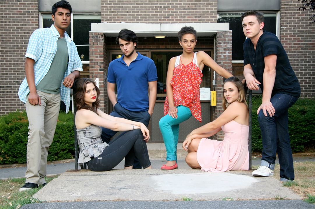 Campus Code : Photo Alice Kremelberg, Conor Leslie, Hannah Hodson, Jack Falahee, Jesse McCartney