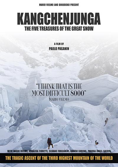 Kangchenjunga, les cinq trésors de la grande neige : Affiche