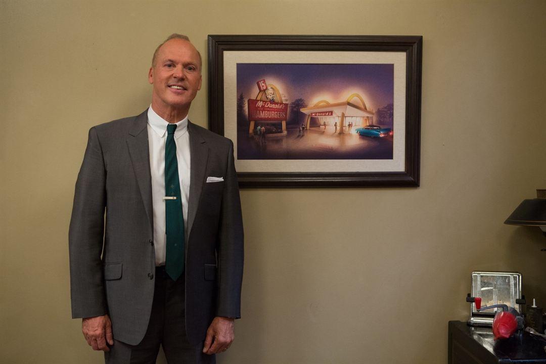 Le Fondateur : Photo Michael Keaton