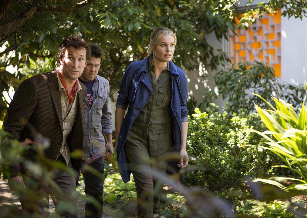 Photo Christian Kane, Noah Wyle, Rebecca Romijn