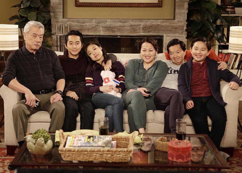 Photo Albert Tsai, Dana Lee, Justin Chon, Ken Jeong, Krista Marie Yu