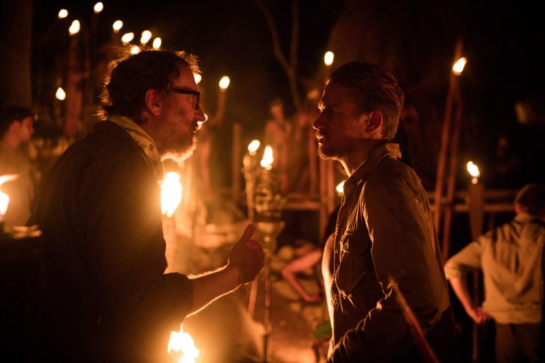 The Lost City of Z : Photo Charlie Hunnam, James Gray