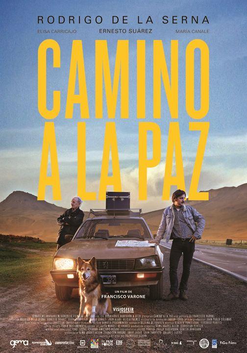 Camino a La Paz : Affiche