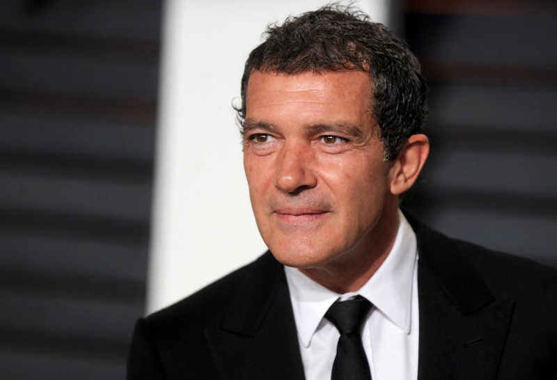 Photo promotionnelle Antonio Banderas