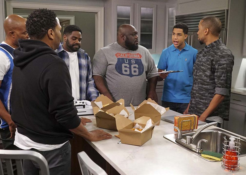 Photo Affion Crockett, Anthony Anderson, Chris Spencer, Faizon Love, Marcus Scribner
