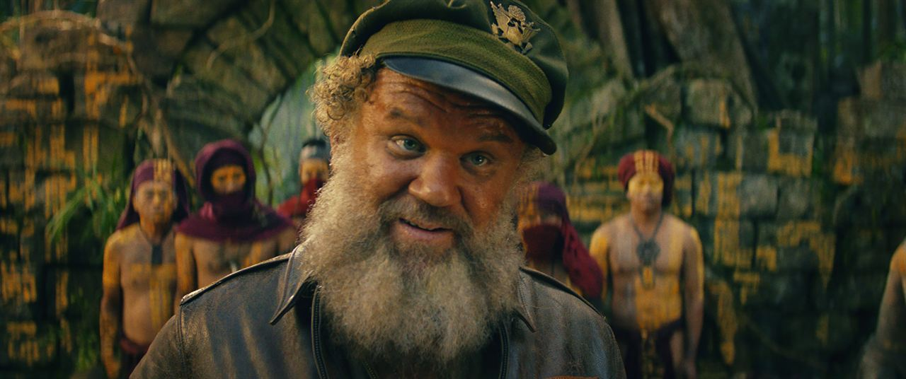 Kong: Skull Island : Photo John C. Reilly