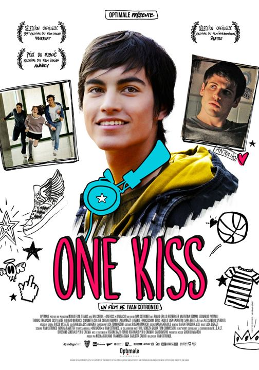 One Kiss : Affiche