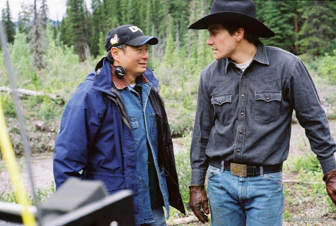 Le Secret de Brokeback Mountain : Photo Ang Lee, Jake Gyllenhaal
