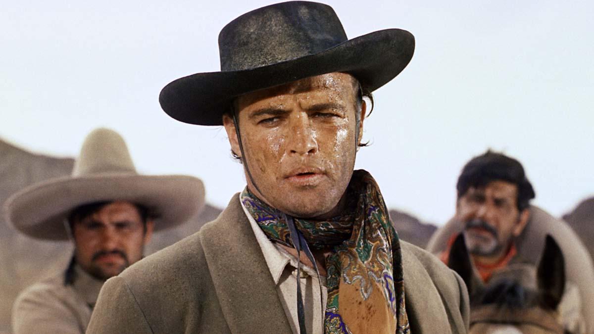 La Vengeance aux deux visages : Photo Marlon Brando