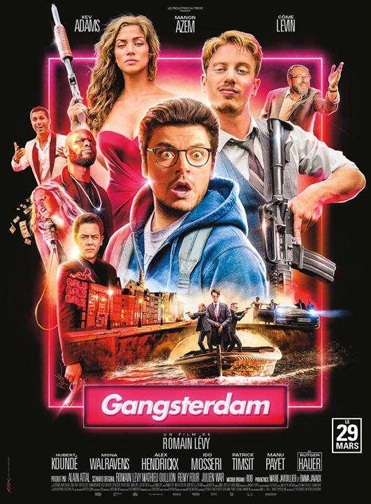 """Résultat de recherche d'images pour """"Gangsterdam Affiche film"""""""