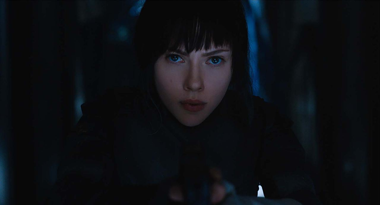 Ghost In The Shell : Photo Scarlett Johansson