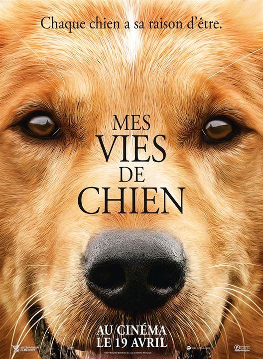 Mes vies de chien : Affiche