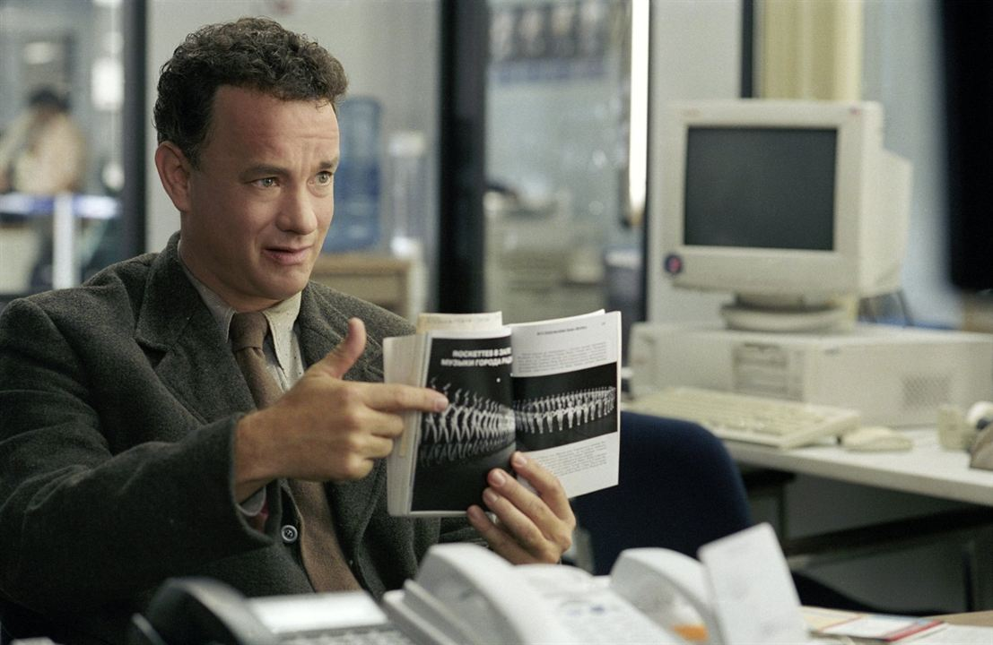 Le Terminal : Photo Tom Hanks
