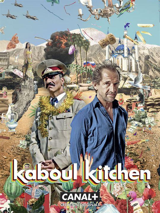 Kaboul Kitchen : Affiche