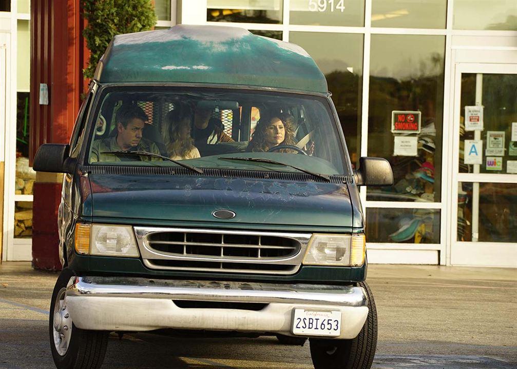 Photo John Ross Bowie, Kyla Kenedy, Minnie Driver