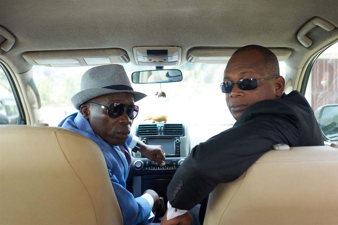 Bienvenue au Gondwana : Photo Digbeu Cravate, Michel Gohou