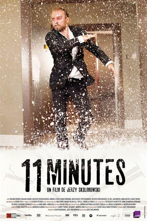11 minutes : Affiche