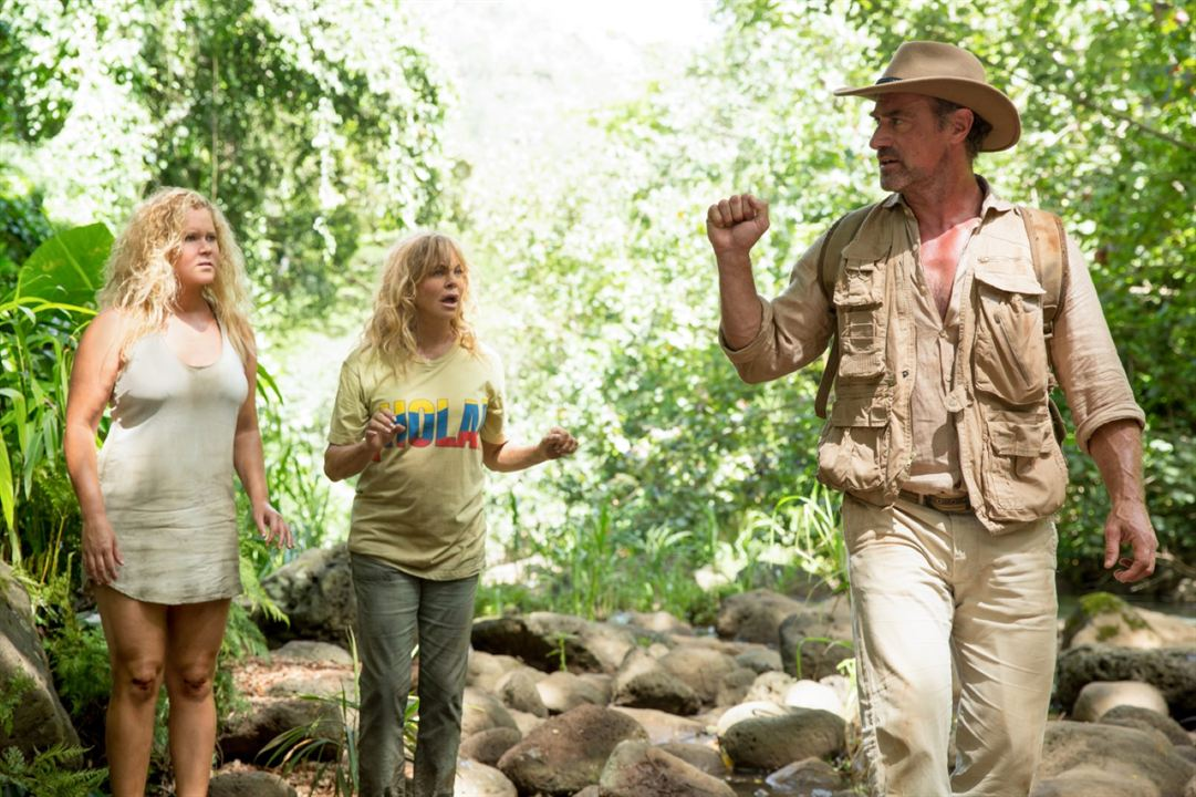 Snatched : Photo Amy Schumer, Christopher Meloni, Goldie Hawn