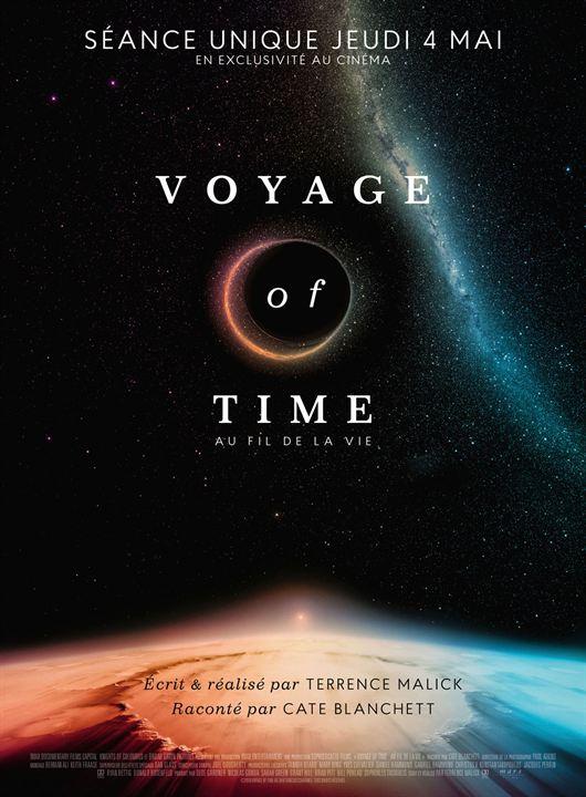 Voyage of Time : Au fil de la vie : Affiche