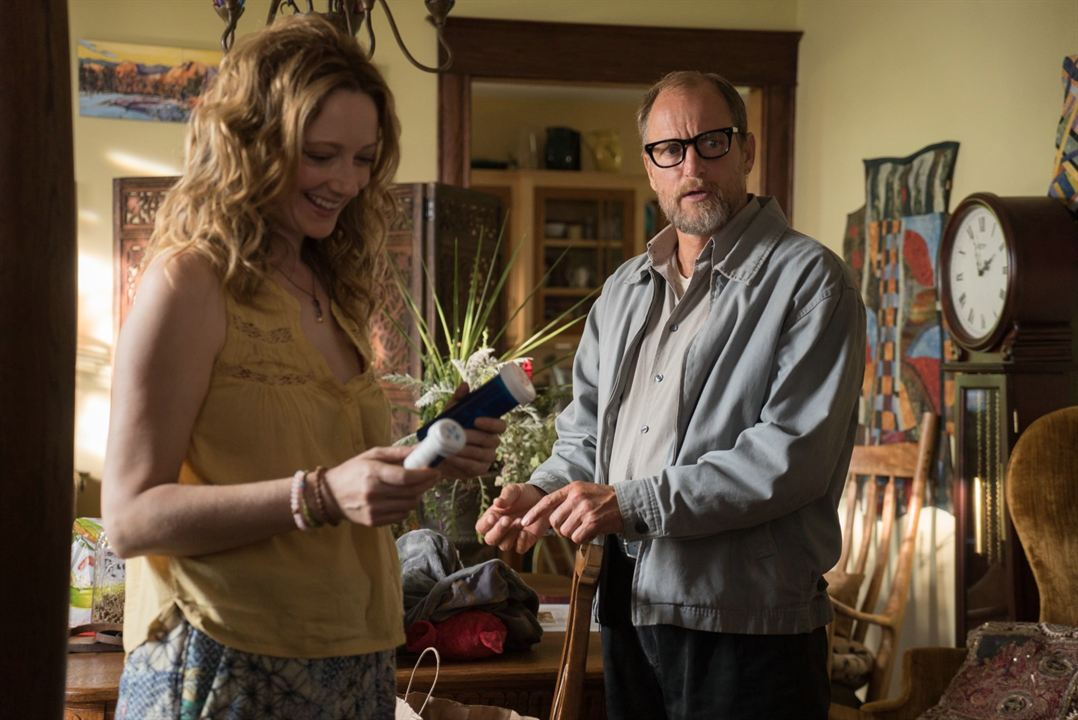 Wilson : Photo Judy Greer, Woody Harrelson