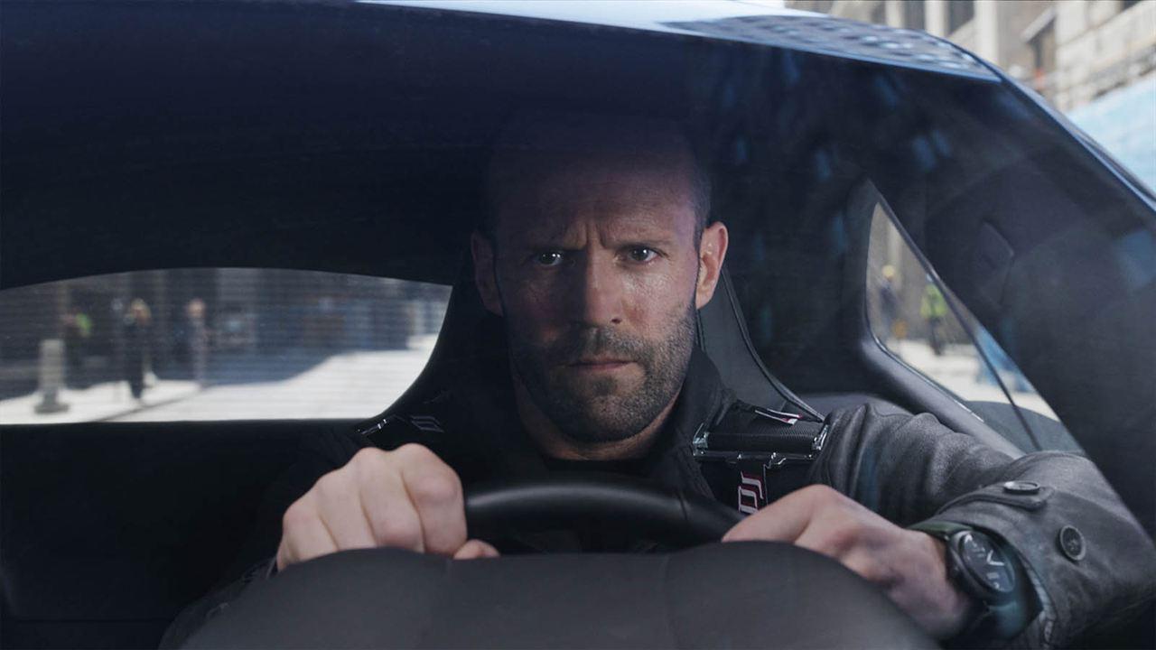 Fast & Furious 8 : Photo Jason Statham