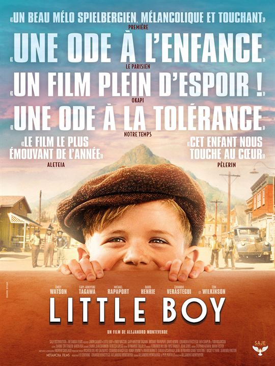 Little Boy : Affiche