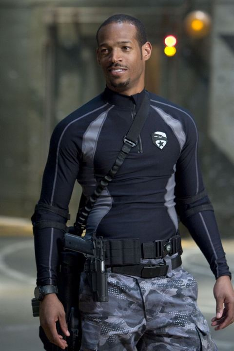 G.I. Joe - Le réveil du Cobra : Photo Marlon Wayans