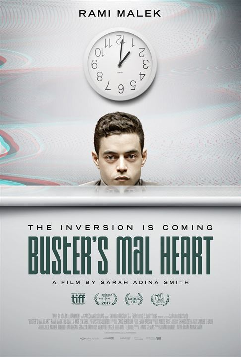 Buster's Mal Heart : Affiche