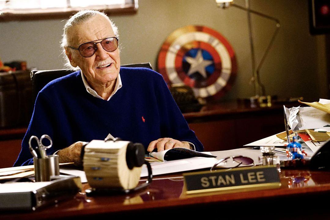 Photo Stan Lee