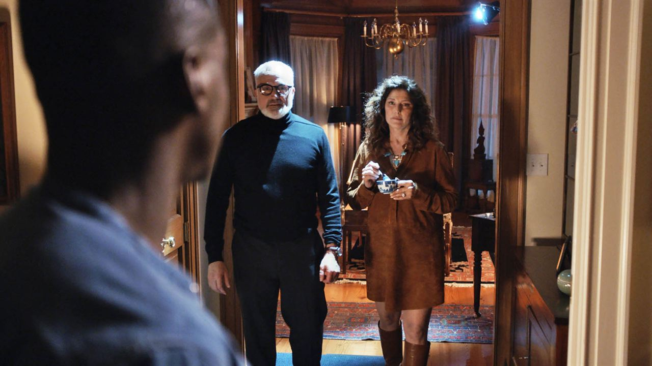 Get Out : Photo Bradley Whitford, Catherine Keener