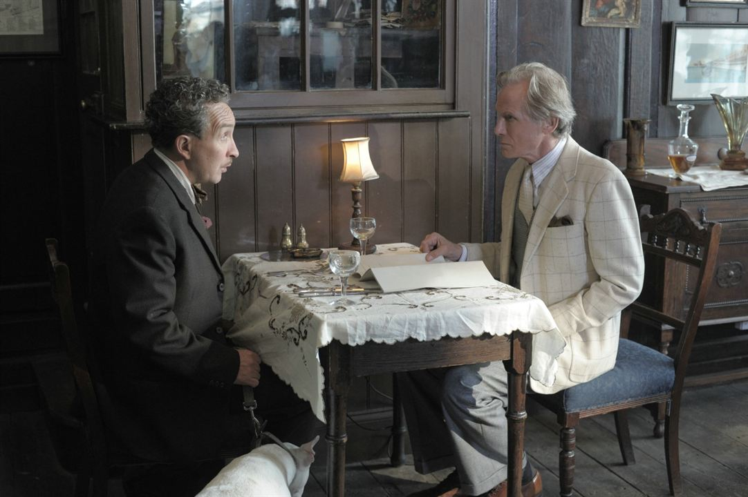 Their Finest : Photo Bill Nighy, Eddie Marsan