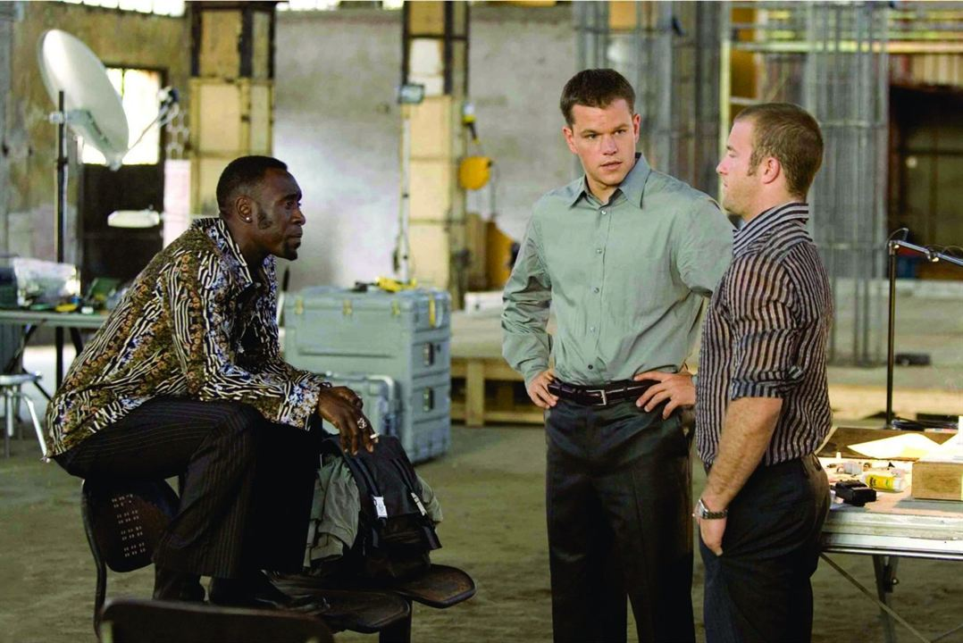 Ocean's Twelve : Photo Don Cheadle, Matt Damon, Scott Caan
