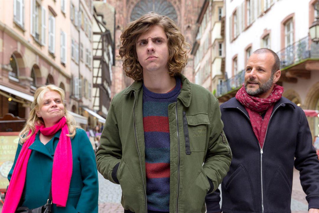 Mon poussin : Photo Isabelle Nanty, Pierre-François Martin-Laval, Thomas Solivérès