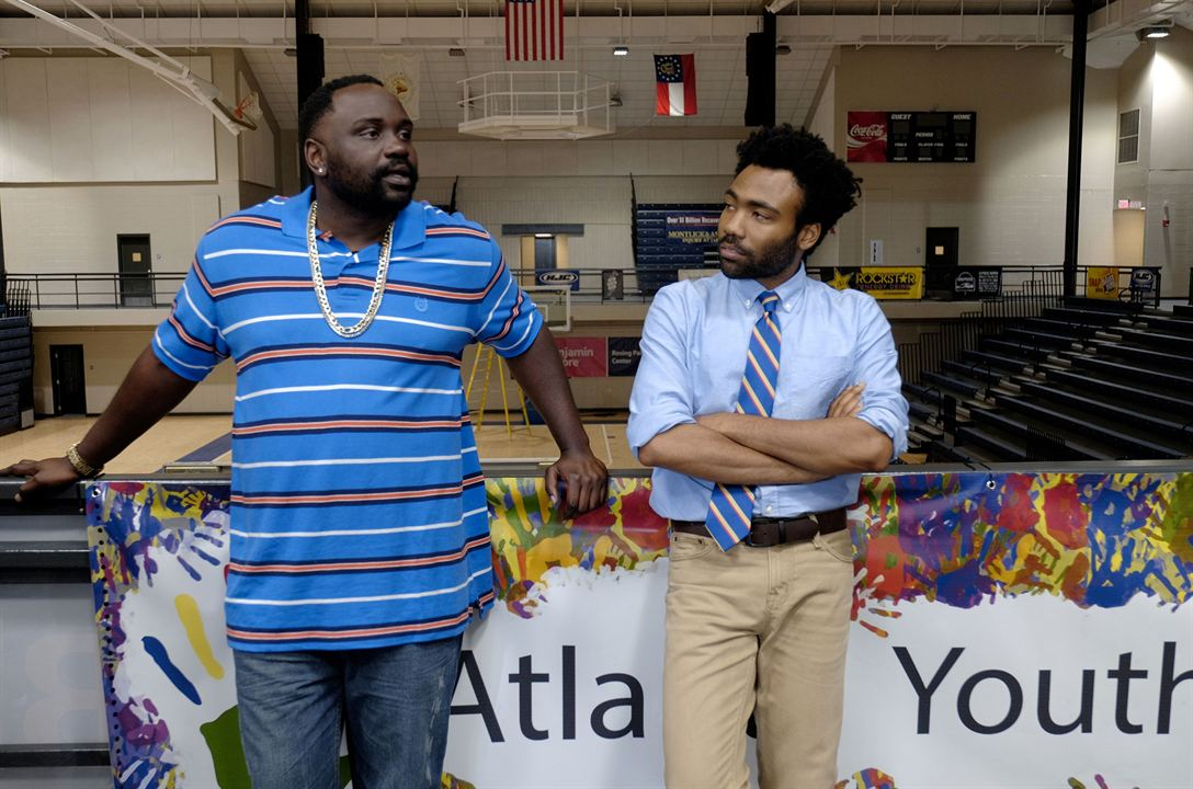 Photo Brian Tyree Henry, Donald Glover