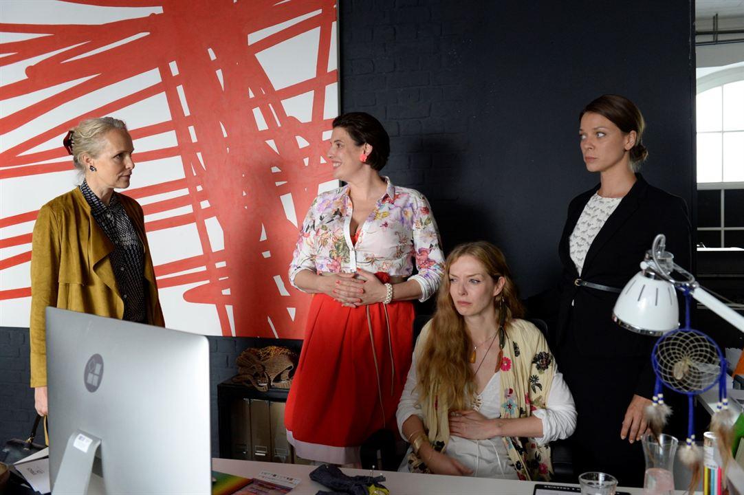Photo Elena Uhlig, Jessica Schwarz, Juliane Köhler, Pheline Roggan