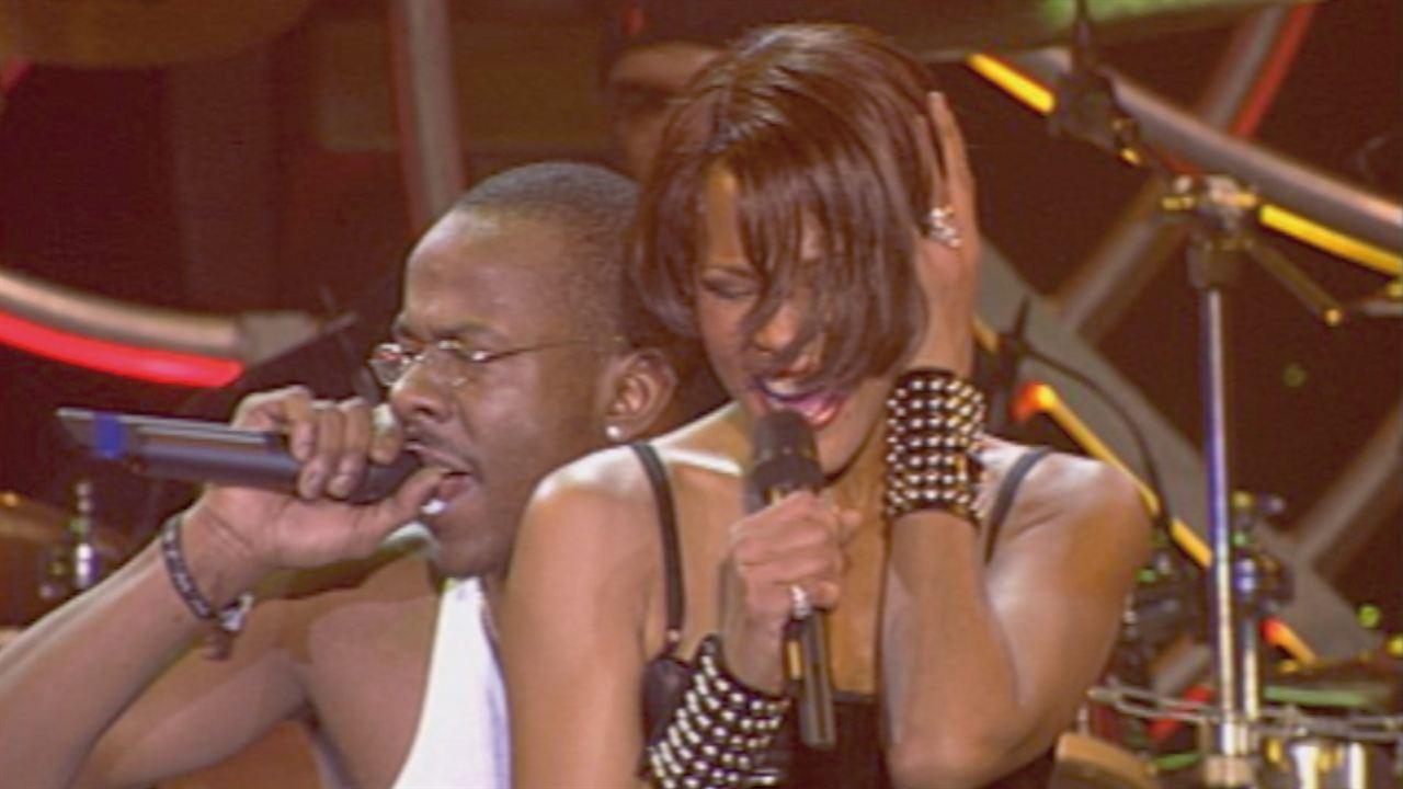 Whitney: Can I Be Me : Photo Bobby Brown, Whitney Houston