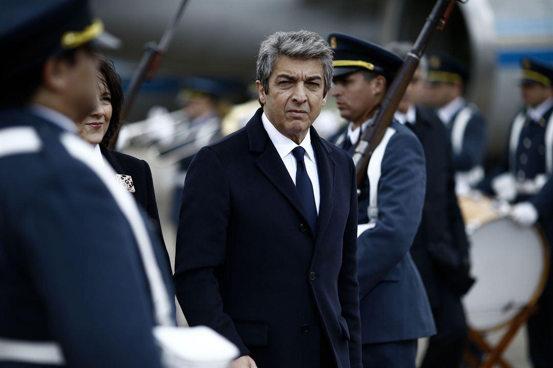 El Presidente : Photo Ricardo Darín