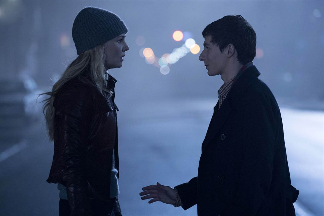 Photo Jared Gilmore, Jennifer Morrison