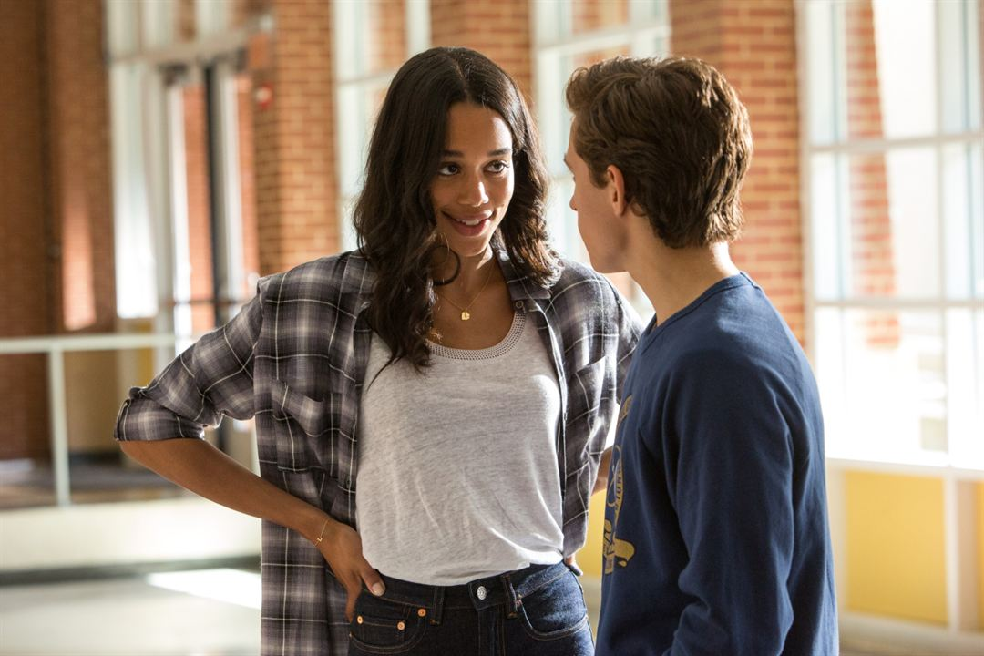 Spider-Man: Homecoming : Photo Laura Harrier, Tom Holland