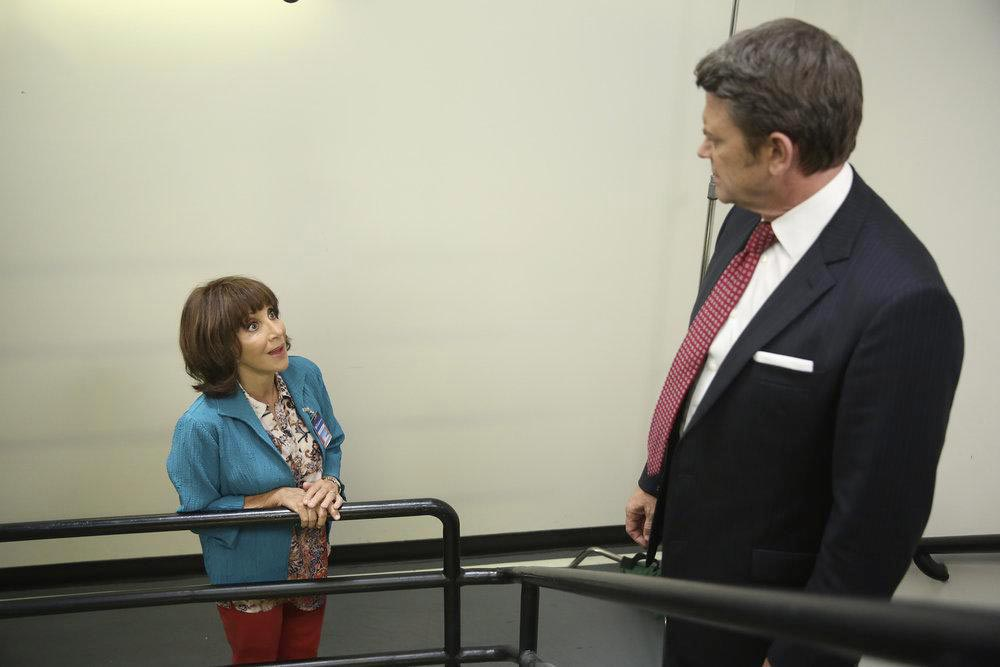 Photo Andrea Martin, John Michael Higgins