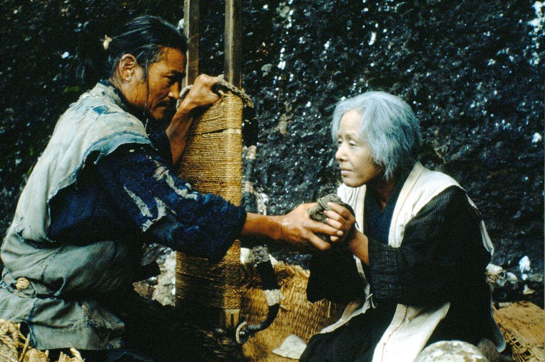 La Ballade de Narayama : Photo Ken Ogata, Sumiko Sakamoto
