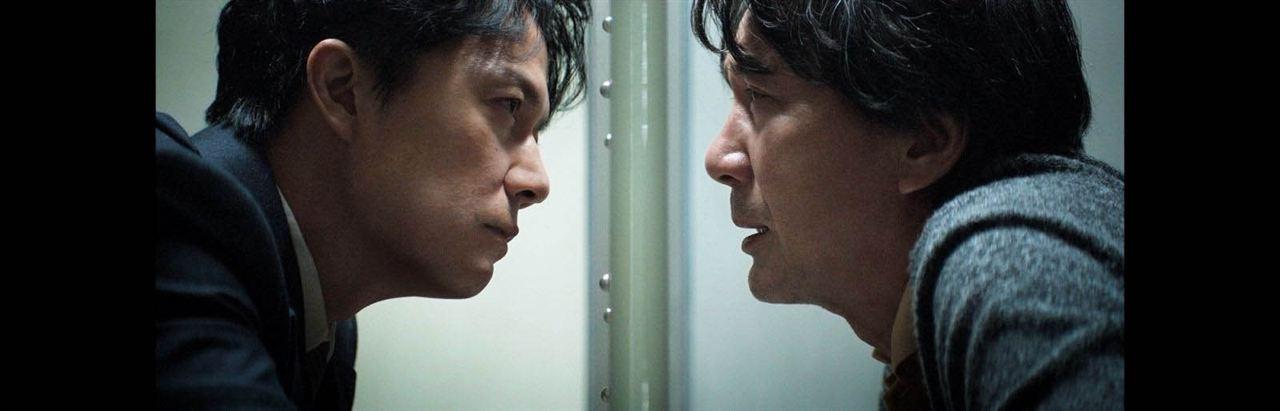 The Third Murder : Photo Koji Yakusho, Masaharu Fukuyama