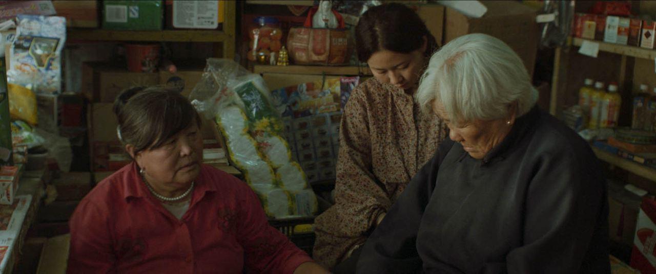 Le Rire de madame Lin : Photo
