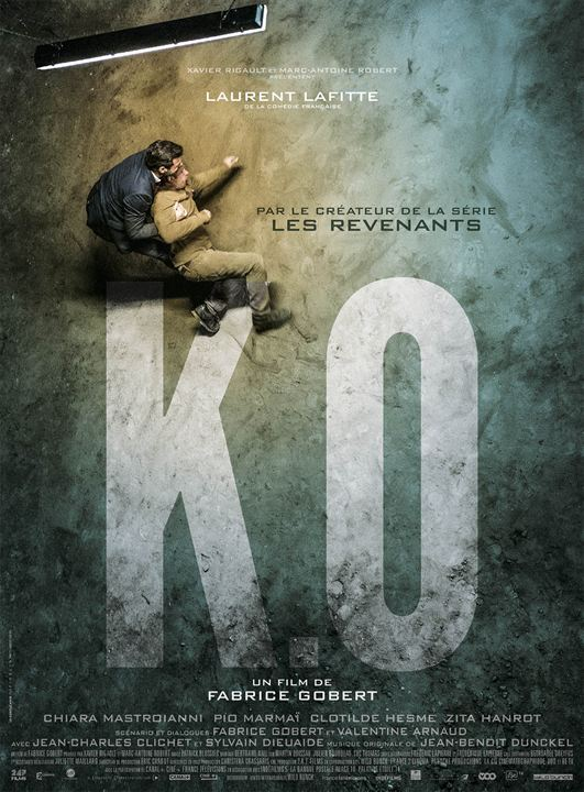 K.O. : Affiche