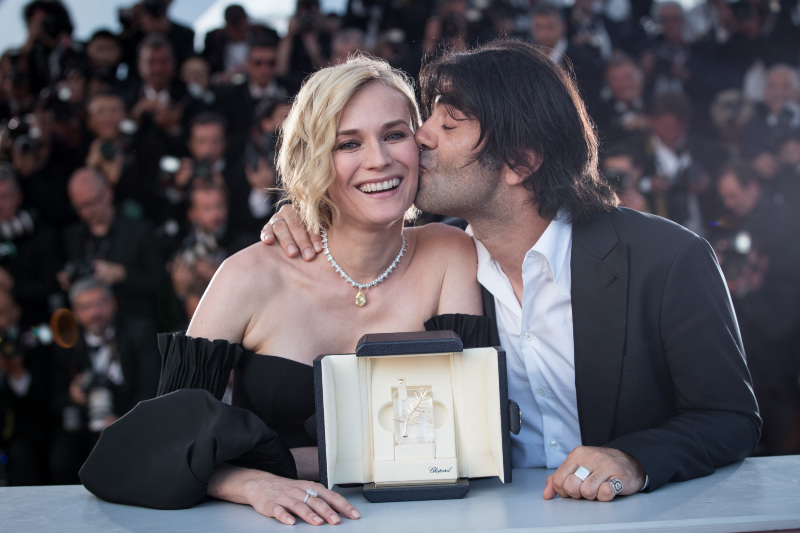 In the Fade : Photo promotionnelle Diane Kruger, Fatih Akin