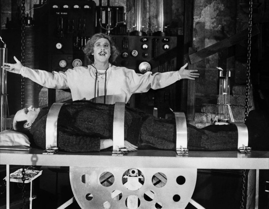 Frankenstein Junior : Photo Gene Wilder, Peter Boyle