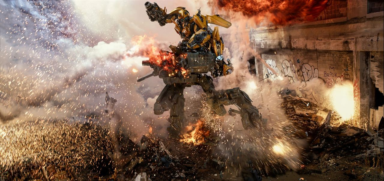 Transformers: The Last Knight : Photo