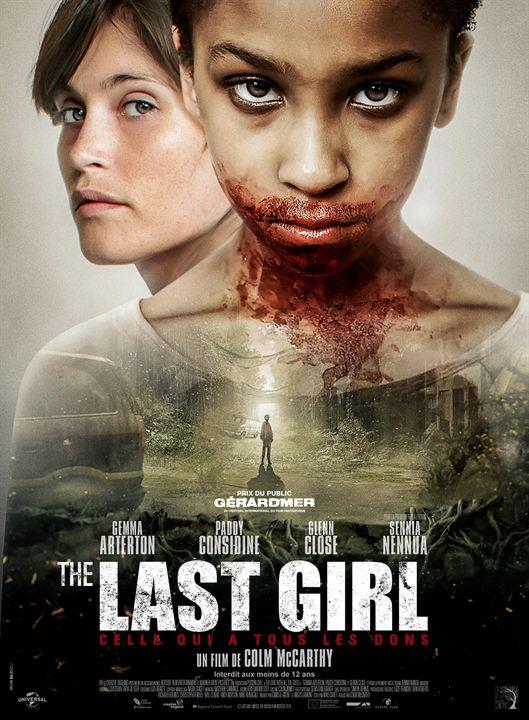 The Last Girl – Celle qui a tous les dons : Affiche