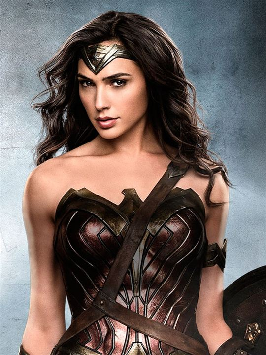Wonder Woman II : Affiche
