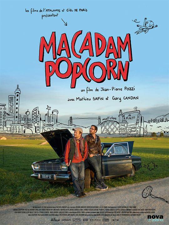 Macadam Popcorn : Affiche